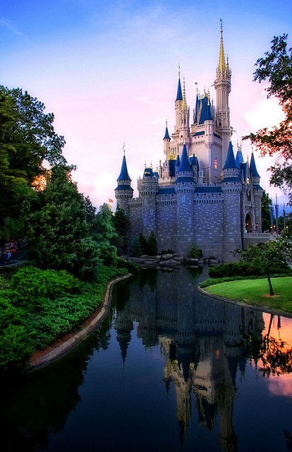 Disney - Magic Kingdom (Explored)