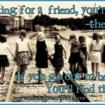 "Facebook Friday~ ""Friends"" {Free Timeline Cover}"
