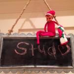 "25 Days of Elf on the Shelf~Meet ""Willie"""